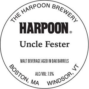 Harpoon Uncle Fester