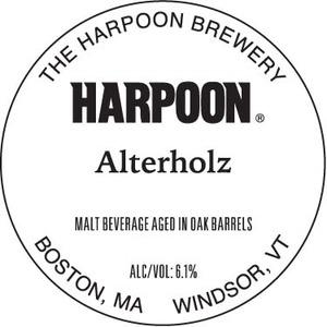 Harpoon Alterholz