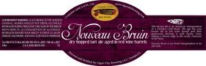 Cigar City Brewing Nouveau Bruin