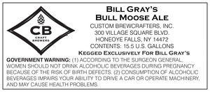 Bill Gray's Bull Moose
