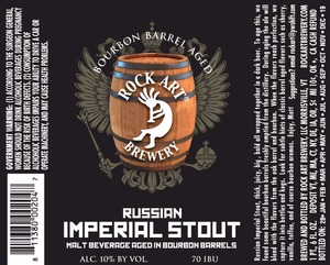 Rock Art Brewery Russian Imperial Stout