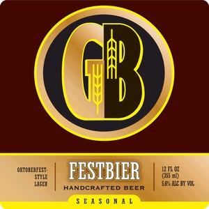 Gordon Biersch Brewing Company Festbier