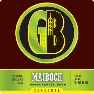 Gordon Biersch Brewing Company Maibock