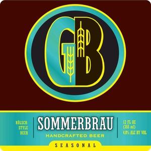 Gordon Biersch Brewing Company Sommerbrau