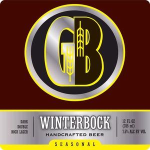 Gordon Biersch Brewing Company Winterbock