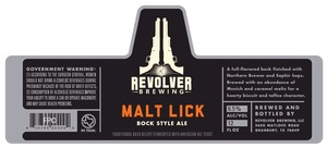 Revolver Brewing Malt Lick