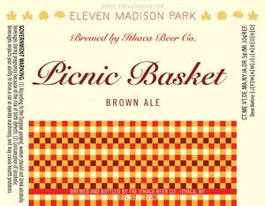 Ithaca Beer Company Picnic Basket Brown Ale