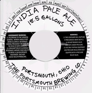 The Portsmouth Brewing Co. India Pale Ale