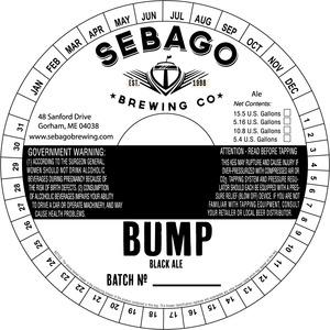 Sebago Brewing Company Bump