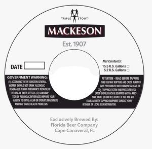 Mackeson