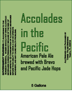 Three Palms Brewing Accolades In The Pacific