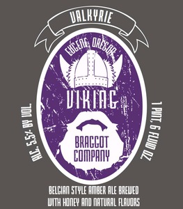 Viking Braggot Company Valkyrie