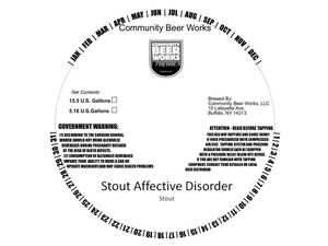Stout Affective Disorder