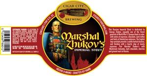 Marshal Zhukov's