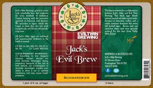 Jack's Evil Brew