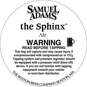 Samuel Adams The Sphinx