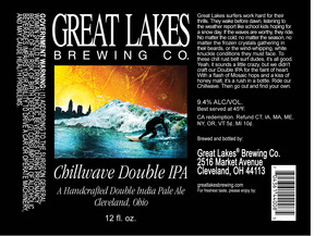 The Great Lakes Brewing Company Chillwave
