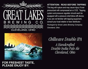 The Great Lakes Brewing Company Chillwave December 2013