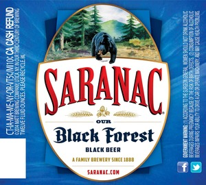 Saranac Black Forest