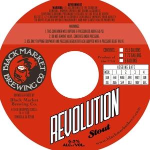Black Market Brewing Co Revolution
