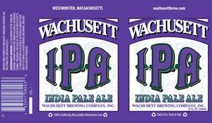 Wachusett Brewing Company Wachusett IPA