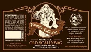 Coronado Brewing Company Barrel Aged Old Scallywag