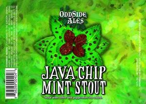 Odd Side Ales Java Chip Mint Stout