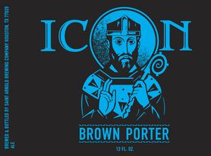 Saint Arnold Brewing Company Brown Porter