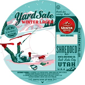 Uinta Brewing Yard Sale