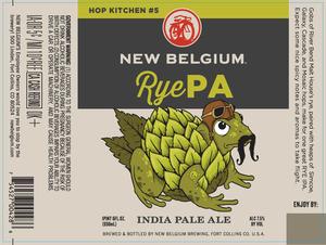 Hop Kitchen Ryepa