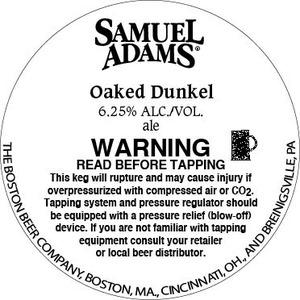 Samuel Adams Oaked Dunkel