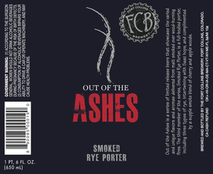 Fort Collins Brewery Smoked Rye Porter