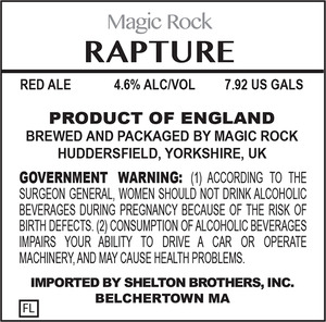 Magic Rock Rapture