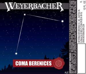 Weyerbacher Coma Bernices