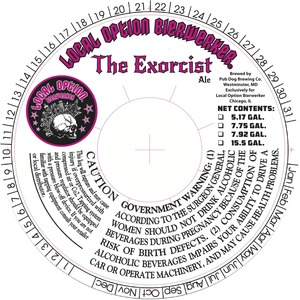 Local Option The Exorcist