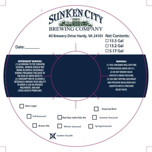 Sunken City Ale