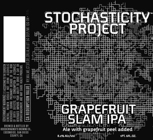 Stochasticity Project Grapefruit Slam IPA