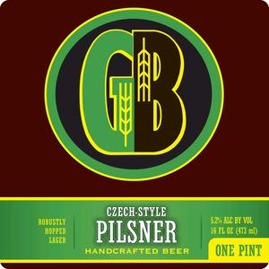Gordon Biersch Brewing Company Czech Style Pilsner