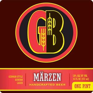 Gordon Biersch Brewing Company Marzen