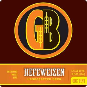 Gordon Biersch Brewing Company Hefeweizen