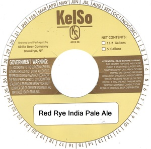 Red Rye India Pale Ale
