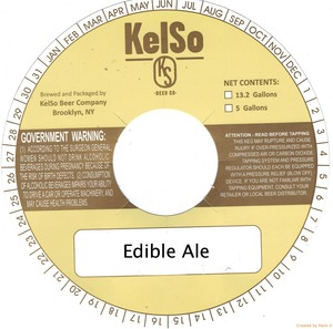 Edible Ale