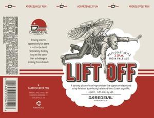Daredevil Brewing Co Lift Off