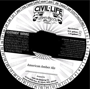 The Civil Life Brewing Co.