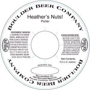 Heather's Nuts