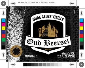 Oud Beersel Oude Geuze