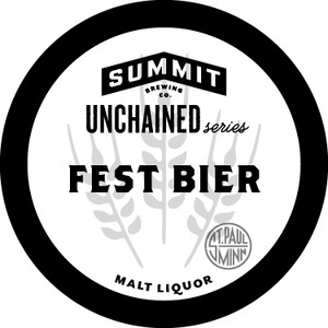 Summit Brewing Company Fest Bier