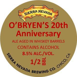 Sierra Nevada Obryens 20th Anniversary