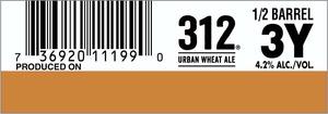 Goose Island Beer Co. 312 Urban Wheat