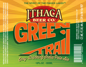 Ithaca Beer Company Green Trail